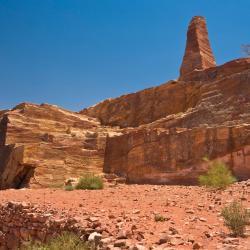 High Place of Sacrifice, Wadi Musa