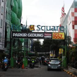 """Prekybos centras """"Blok M Square"""", Džakarta"""