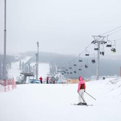 Sorochany Ski Lift 1