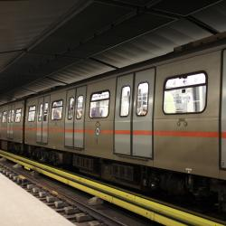 Neos Kosmos Metro Station