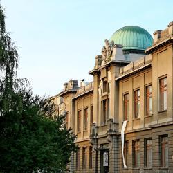 Ethnographic Museum Zagreb, Zagreb