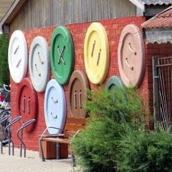 Pakalnu pogas Recreation centre, Talsi