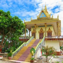 Wat Leu, Szihanuk