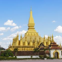 Thatluang Stupa, Vientiane
