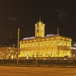 Leningradsky Train Station