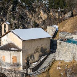 Termální lázně Bagni Vecchi