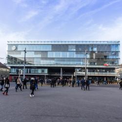 Bern Train Station