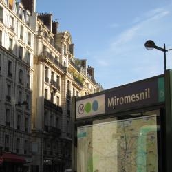 Σταθμός Μετρό Miromesnil