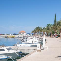 Baška Voda Promenade