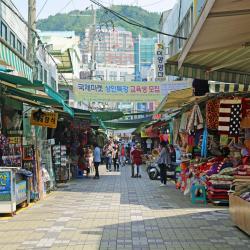 Mercado Gukje, Busan