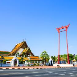 Wat Suthat mit der Großen Schaukel