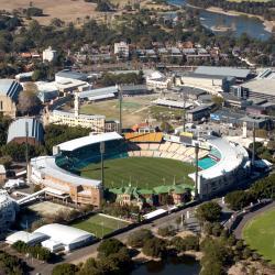 Campo de críquet de Sídney (SCG)