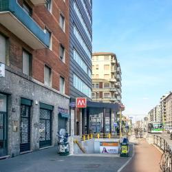 Stazione Metro Sondrio