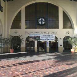 San Diego - Santa Fe Depot Amtrak Station