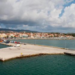 Lixouri Port