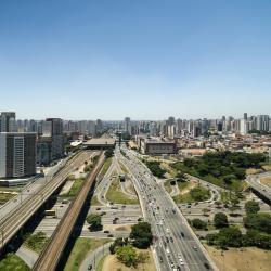 Metrô Tatuapé köpcentrum, São Paulo