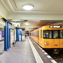 Oranienburger Tor Underground Station