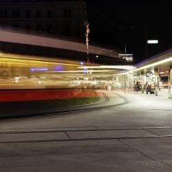 Schottentor Metro Stop