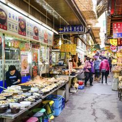 Mercado de Dongdaemun, Seúl