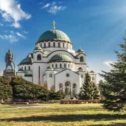 St. Sava Temple, Belgrade