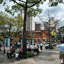 Park Botero Plaza, Medellín