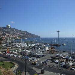 Port de plaisance de Funchal