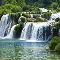 Krka nationalpark, Lozovac