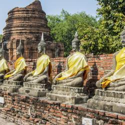 Templo Wat Yai Chai Mongkhon