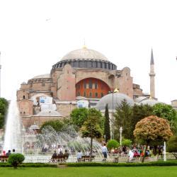 Sainte-Sophie, Istanbul