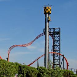 zabaviščni park Parque de Atracciones de Madrid