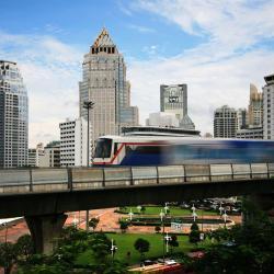 BTS-Bahnhof Sala Daeng