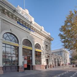 Rimini Train Station