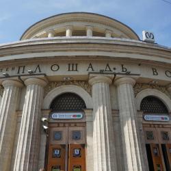 Станция метро «Площадь Восстания»