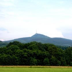 Monte Ještěd, Liberec