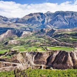 Colca Canyon, Chivay