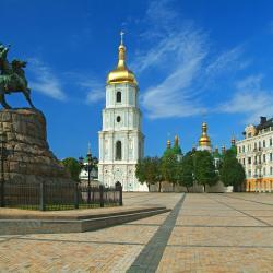 Sofiyska Square, Київ
