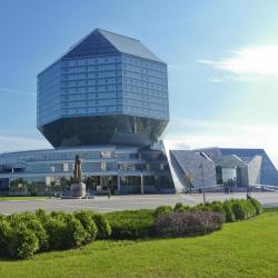 National Library of Belarus, Minsk