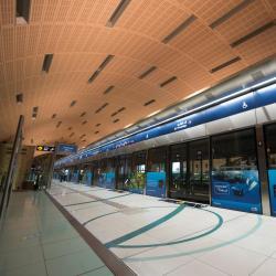 Abu Hail Metro Station