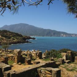 Tipaza Roman Ruins, Bouma'chouk