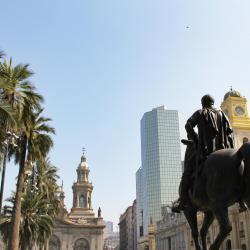 Pedro Valdivia's Monument