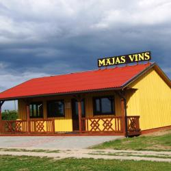 Winery Vējkalnietis, Sukturi