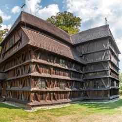 wooden church Hronsek UNESCO