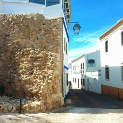 Traces of the Old Castle Wall