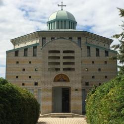 a görögkatolikus templom
