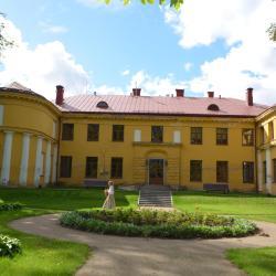 Tiņģere Manor, Ošlejas