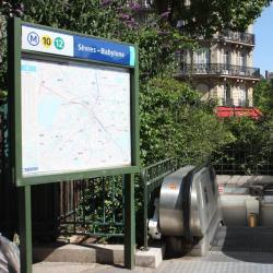 Σταθμός Μετρό Sevres-Babylone