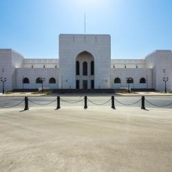 The National Museum of Oman, Masqat