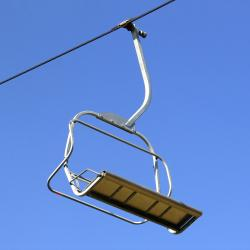 Pierre Plate Ski Lift