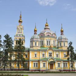 Ascension Cathedral, Almaty