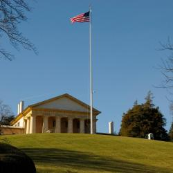Arlington House-Robert E Lee National Memorial